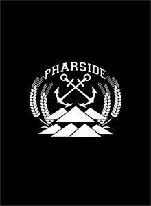pharside logo, dobrich, varna, plovdiv, екстремни спортове, скейтбординг, ролърблейдинг, лонгбординг