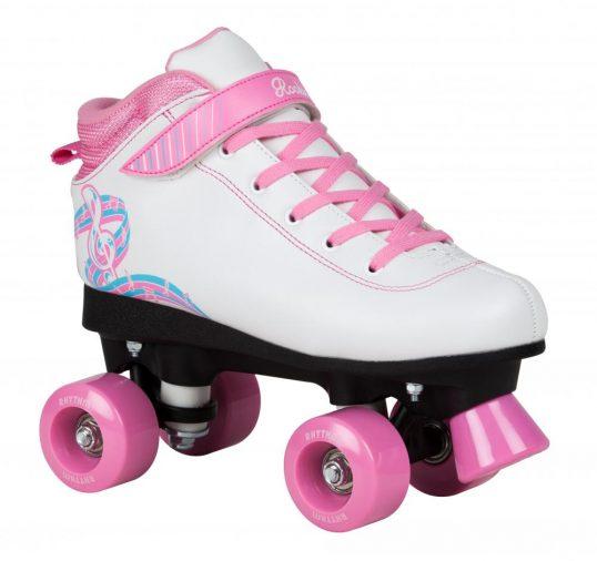 ролкови кънки, ролкови кънки с 4 колела, дамски ролкови кънки, ролкови кънки за момичета, ролери, детски кънки, розови кънки, rookie skates, сой луна, БАЗА, кънки