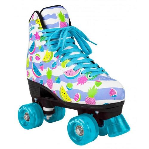 ролкови кънки, ролкови кънки с 4 колела, дамски ролкови кънки, ролкови кънки за момичета, ролери, ретро детски кънки, розови кънки, rookie skates, сой луна, БАЗА, кънки, магазин за кънки и ролери