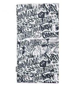 бандана ГОЛОКА, bandana GOLOKA, кърпа за лице голока, произведено в България, графити, насимо