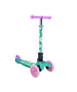 тротинетка, детска тротинетка, тротинетка кидимото, kiddimoto тротинетка, скутер, детски скутер, скутер с три колела, тротинетка с три колела, тротинетка за деца