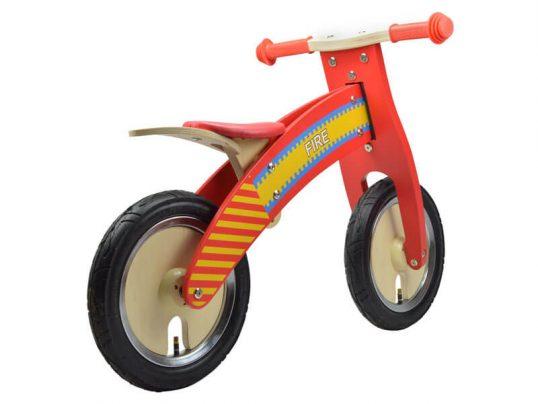 баланс-колело-без-педали-дервено колело