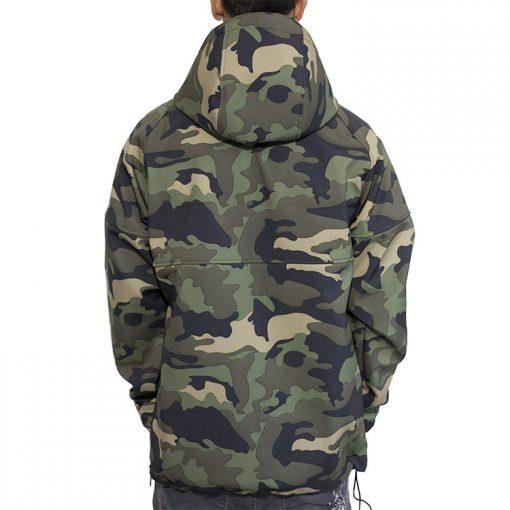 водоустойчиво яке, мъжко яке, голока яке, камуфлажно яке