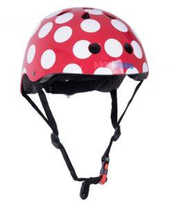 колело-каска-детска-точки