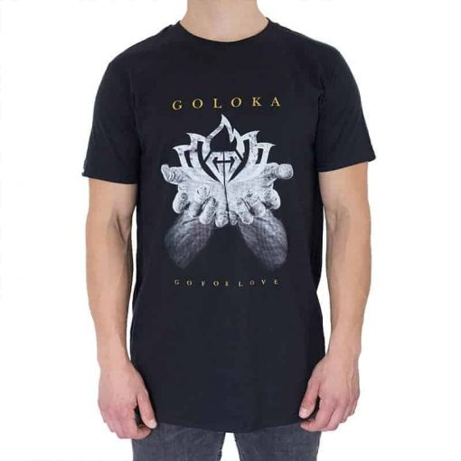 goloka-голока тениска