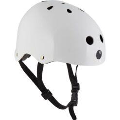 бяла каска