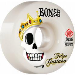 bones скейтборд колелца